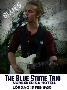 The Blue Stime Trio 16